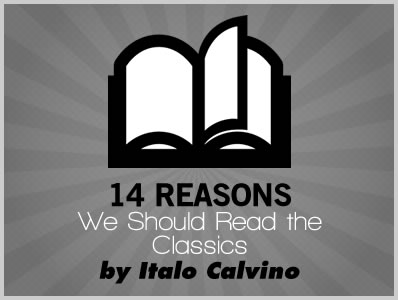 (Infographic) 14 Reasons We Should Read the Classics by Italo Calvino
