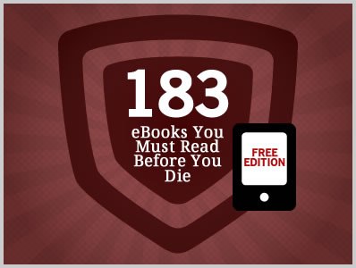 183 Free Ebooks You Must Read Before You Die
