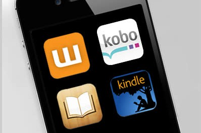The Best Four eBook Reading Apps for your iPhones