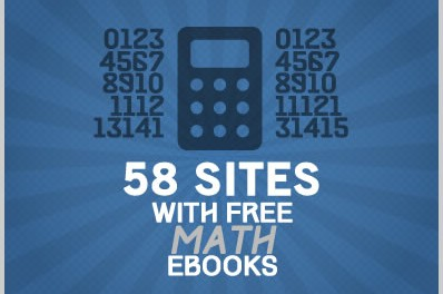 58 Sites With Free Math Ebooks