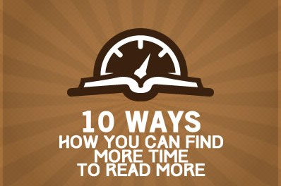 10 Ways How You Can Find More Time To Read More