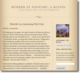 Murder At Anonomy