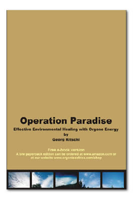 Operation Paradise – Orgonite in Theory and Practise