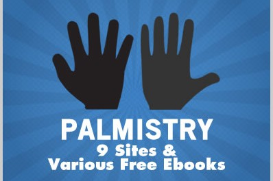 Palmistry: 9 Sites & Various Free Ebooks