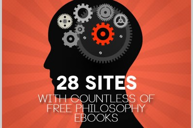 28 Sites With Countless of Free Philosophy Ebooks