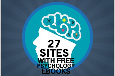 27 Sites With Free Psychology Ebooks