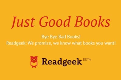 Just Good Books – Readgeek.com