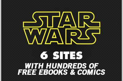 Star Wars: 6 Sites With Hundres of Free Ebooks & Comics
