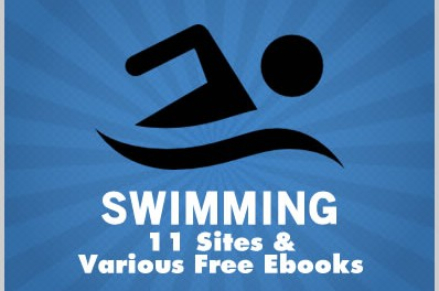 Swimming: 11 Sites & Various Free Ebooks