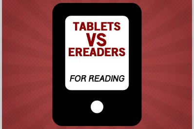 Tablets VS e-Readers for Reading