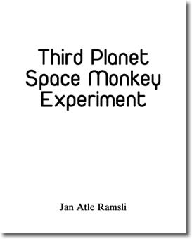 Third Planet Space Monkey Experiment