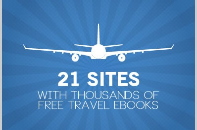 21 Sites With Thousands of Free Travel Ebooks