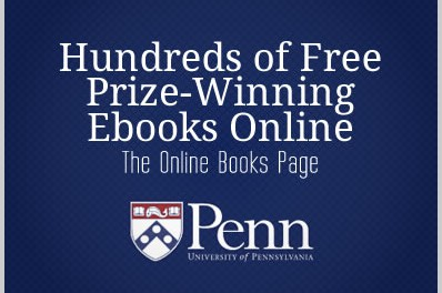 Hundreds of Free Prize-Winning Ebooks Online