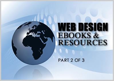 35 Free Web Design Ebooks / Resources (Part 2 of 3)