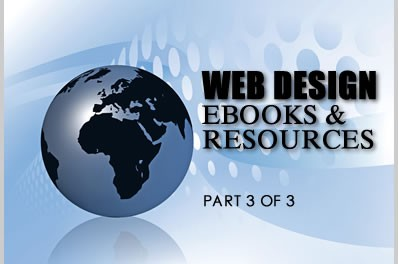 35 Free Web Design Ebooks / Resources (Part 3 of 3)