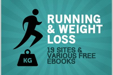 Running and Weight Loss: 19 Sites & Various Free Ebooks