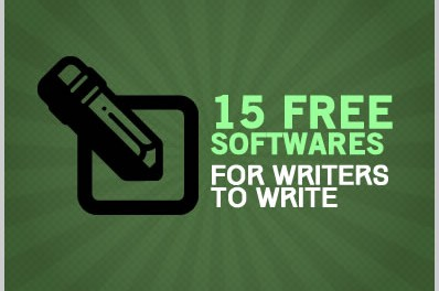 13 Free Tools / Softwares For Writers to Write