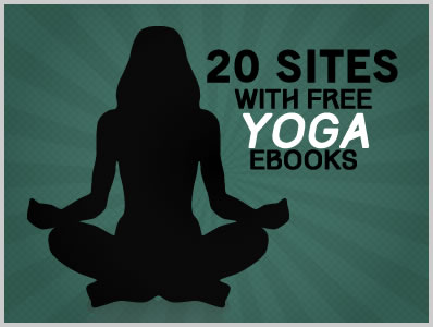 20 Sites With Free Yoga & Medication Ebooks