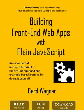 Click here to download Book on Building Front-End Web Apps with Plain JavaScript