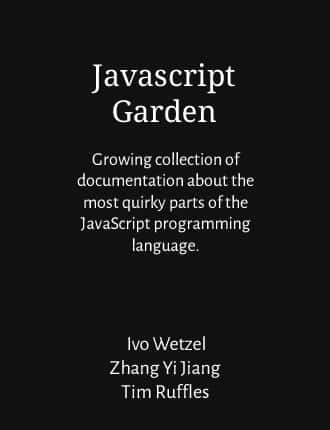 Click here to download Javascript Garden