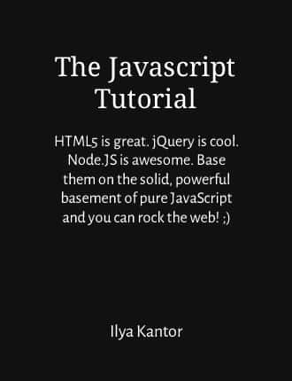 Click here to download The JavaScript Tutorial