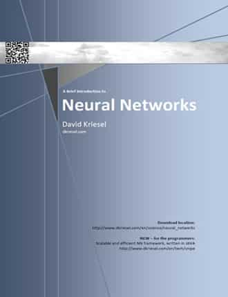 Click here to read / download A Brief Introduction to Neural Networks