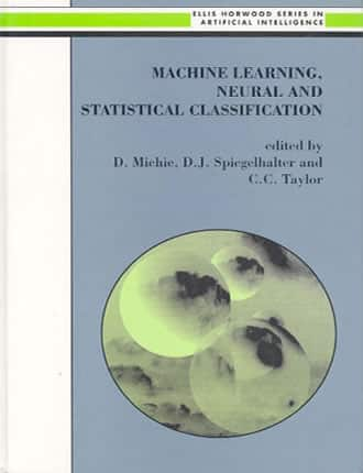 Click here to read / download Machine Learning, Neural and Statistical Classification