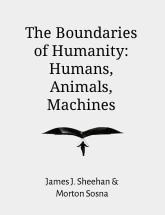 Click here to read / download The Boundaries of Humanity: Humans, Animals, Machines