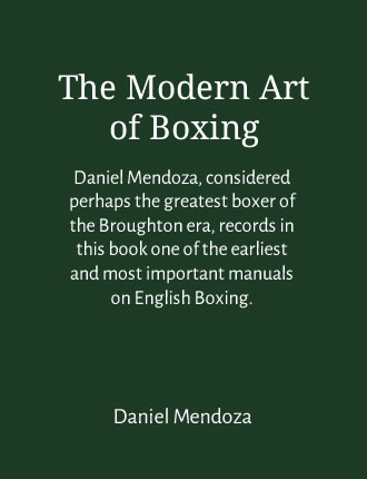 Click here to read / download The Modern Art of Boxing