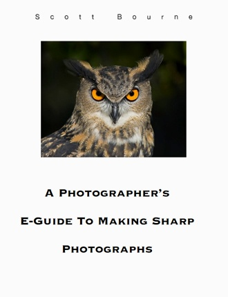 Click here to read / download - A Photographer's e-Guide to Making Sharp Photographs