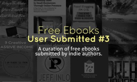 Free Ebooks: User Submitted #3