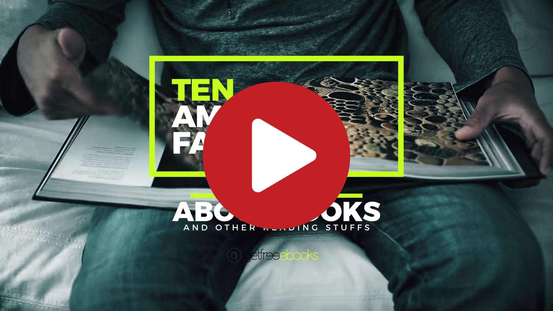 10 Amazing Facts About Books - Part 1