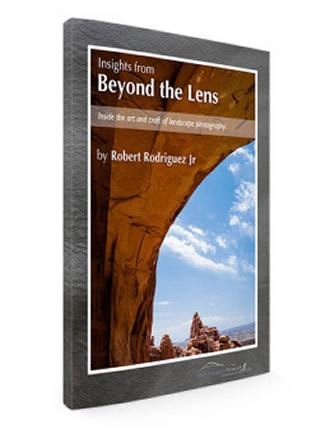 Click here to read / download - Insights from Beyond the Lens - The Art and Craft of Landscape Photography