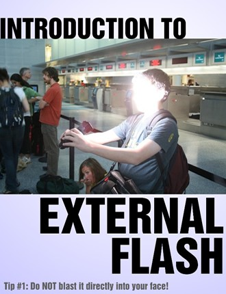 Click here to read / download - Introduction To External Flash Photography