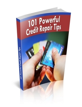 101 Powerful Credit Repair Tips by Father Pharaoh