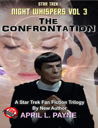 Star Trek: Night Whispers Vol 3: The Confrontation