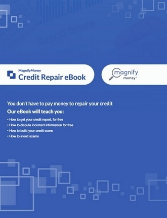 Credit Repair by Magnify Money
