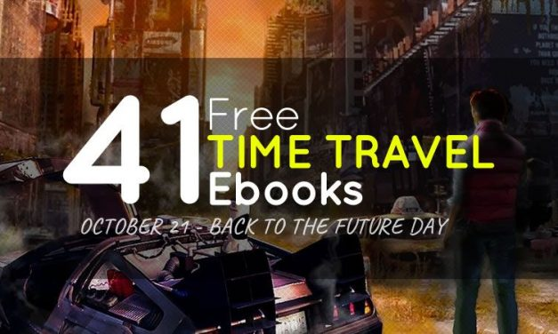 Back to The Future Day – 41 Free Time Travel Ebooks