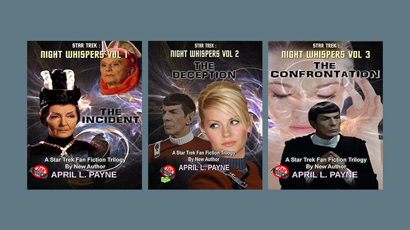 Star Trek (Original Series) Fan Fiction Trilogy