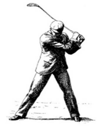 Golf in the Year 2000, or, What we are coming to by J. McCullough