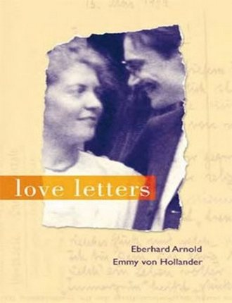 Love Letters by Eberhard Arnold