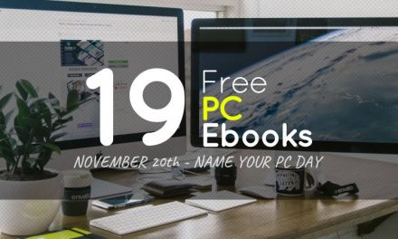 Name Your PC Day – 19 Free PC Ebooks