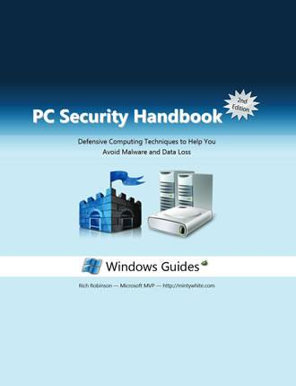PC Security Handbook – 2nd Edition by Rich Robinson