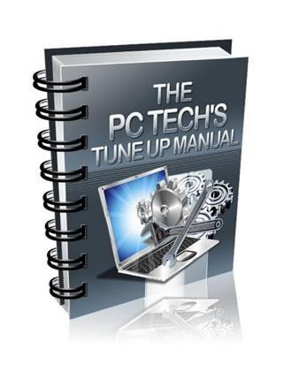 The PC Tech's Tune Up Manual by TekTime IT Consulting LLC