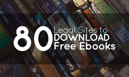 80 Legal Sites To Download Free Ebooks