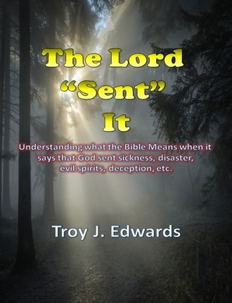 The Lord 'SENT' It by Troy Edwards