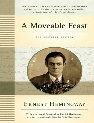 A Moveable Feast (181 pages) by Ernest Hemingway