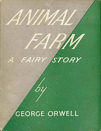 Animal Farm (122 pages) by George Orwell