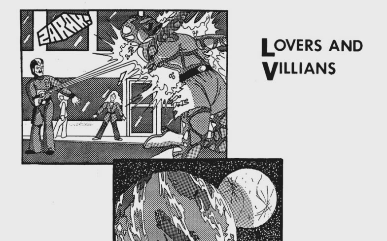 Dickess: Lovers and Villains