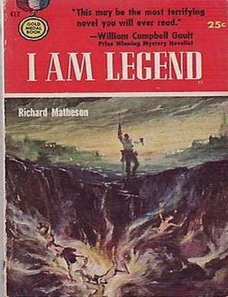I Am Legend (160 pages) by Richard Matheson